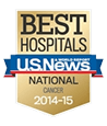 U.S. News & World Report Best Hospitals - 2014-2015